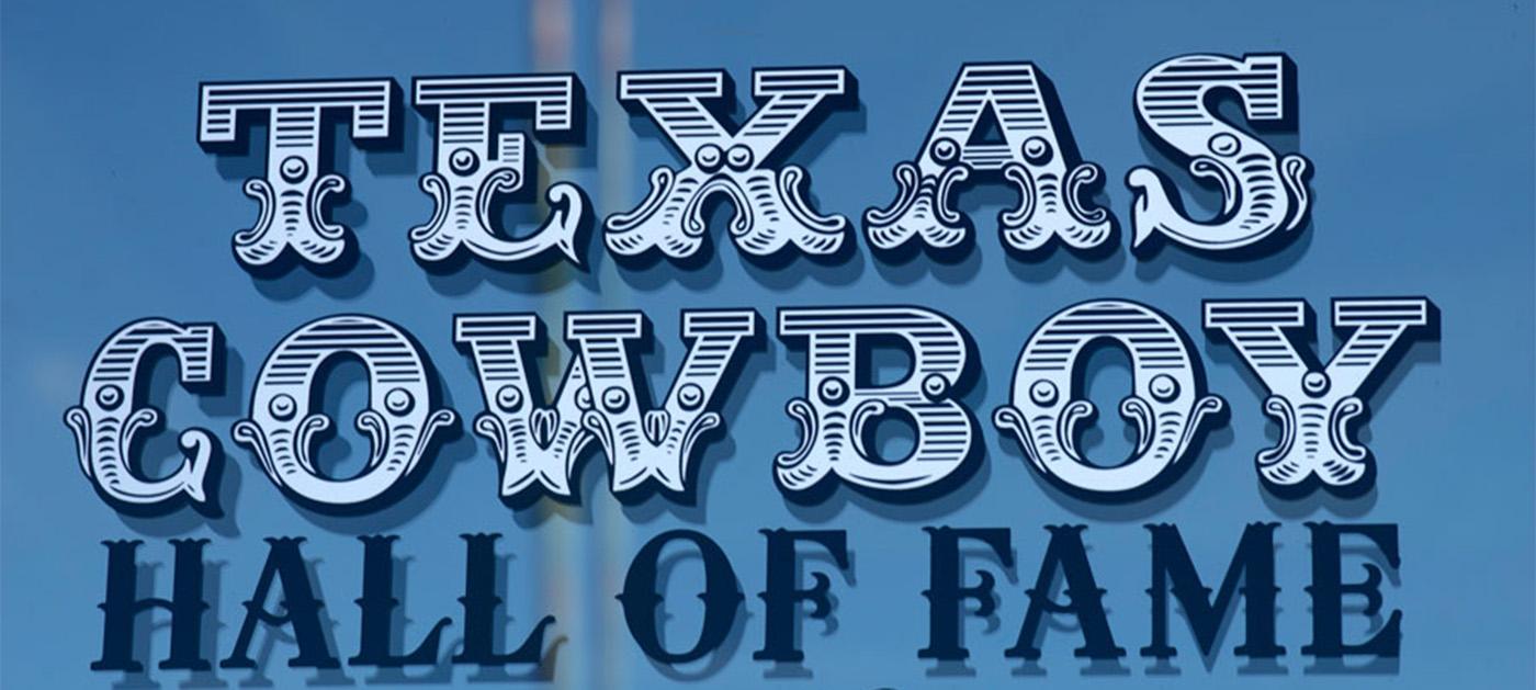 MGale nonprofit Texas Cowboy Hall of Fame