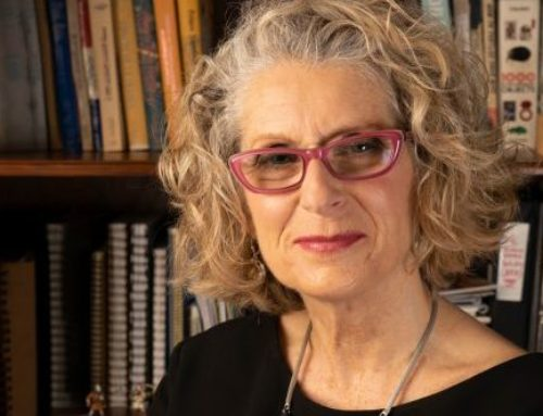 A tribute to a pillar in fundraising: Simone Joyaux