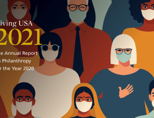 Giving USA: Charitable giving reached a record $471.44 billion in 2020